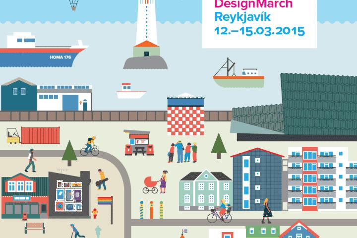Reykjavík Design März