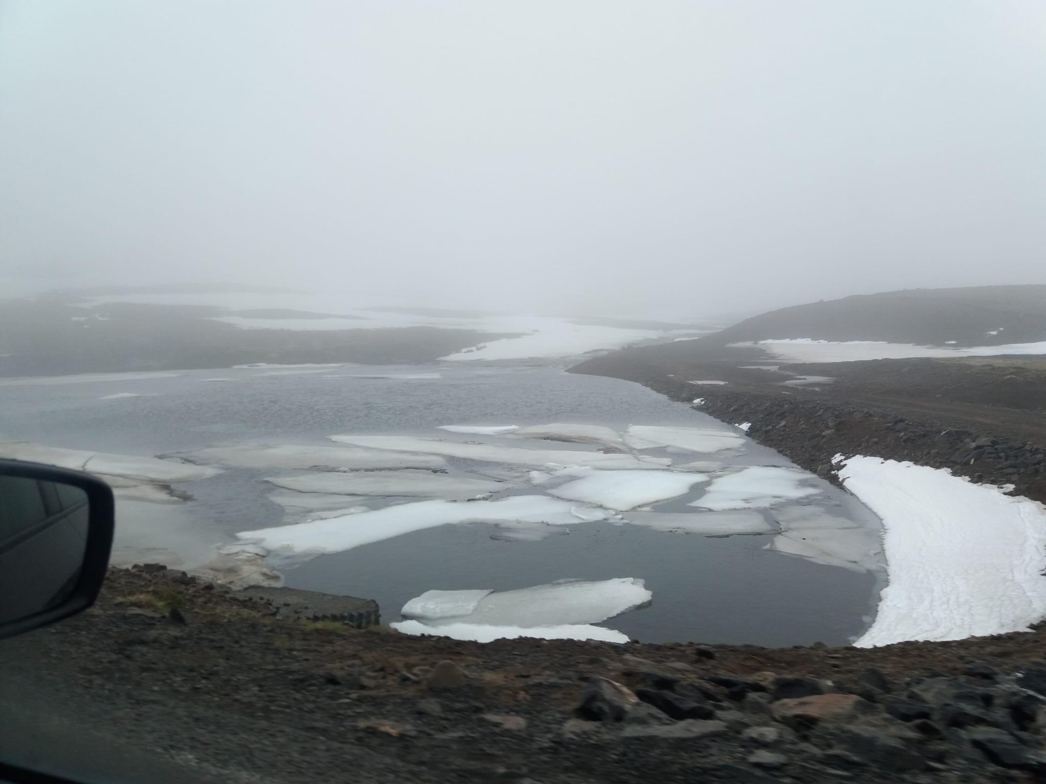 Fjarðarheiði Seyðisfjörður Foto: AS