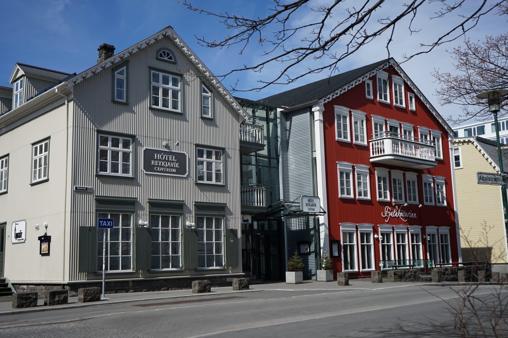 Hotel Reykjavík Centrum Foto:AS